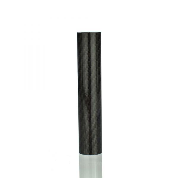 Moze Breeze Rauchsäulen Sleeve Black Carbon