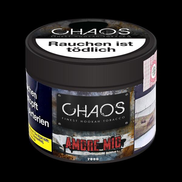 Chaos Tobacco 200g - Amore Mio