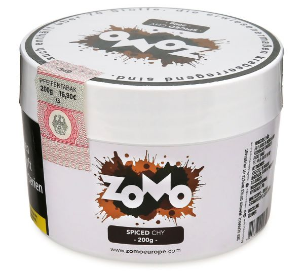 Zomo Spiced Chy Shisha Tabak 200g