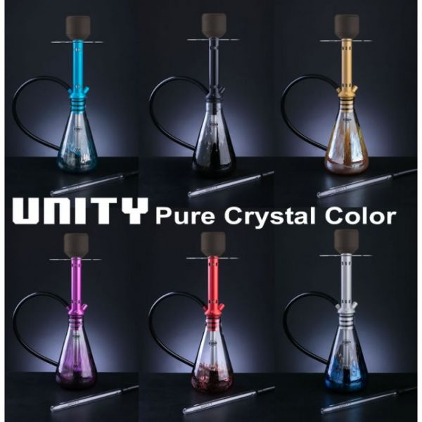 """Unity """"Pure"""" Crystal Color"""
