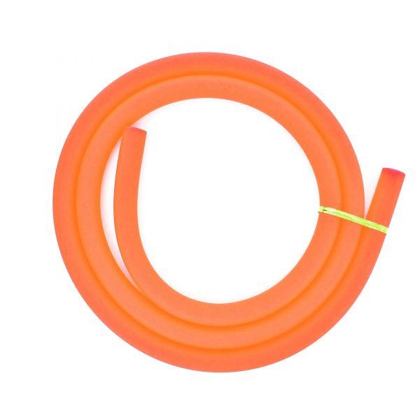 Silikonschlauch Matt Orange