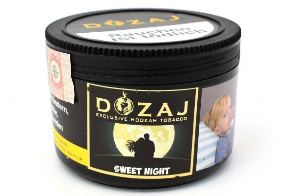 Dozaj Tobacco 200g - Sweet Night