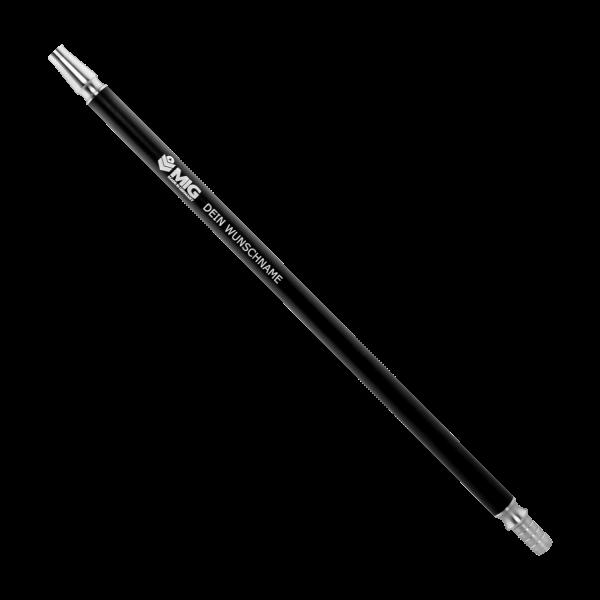 "MIG ""R93 Custom"" Munstück aus Aluminium"