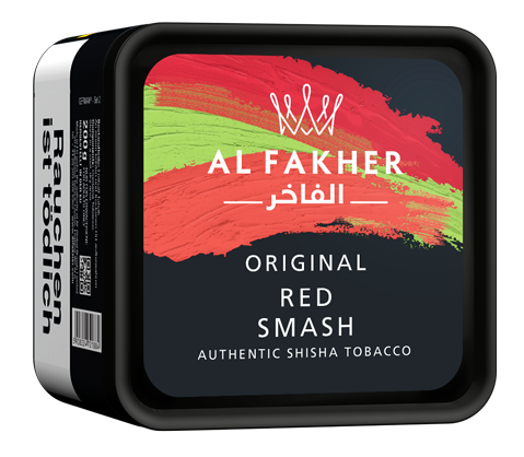 Al Fakher Tabak 200g - Red Smash