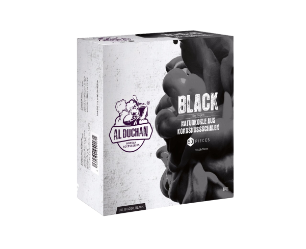 "Al Duchan ""Black"" 10KG 28mm"