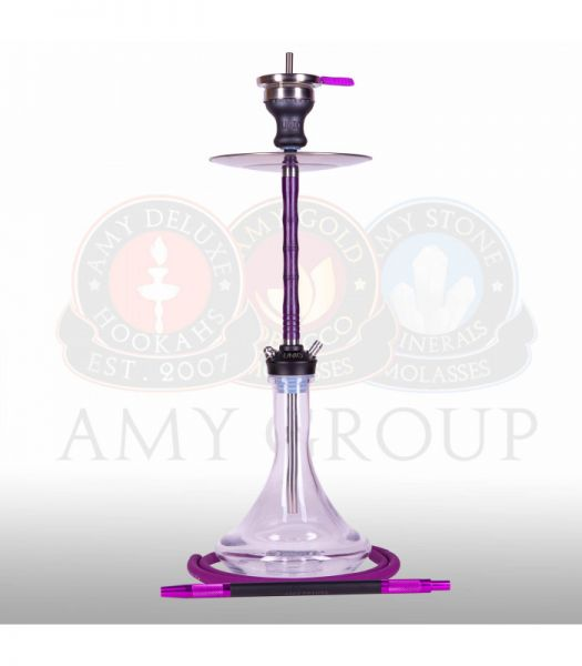 Amy Deluxe UNIO 006.01 Lila - Transparent
