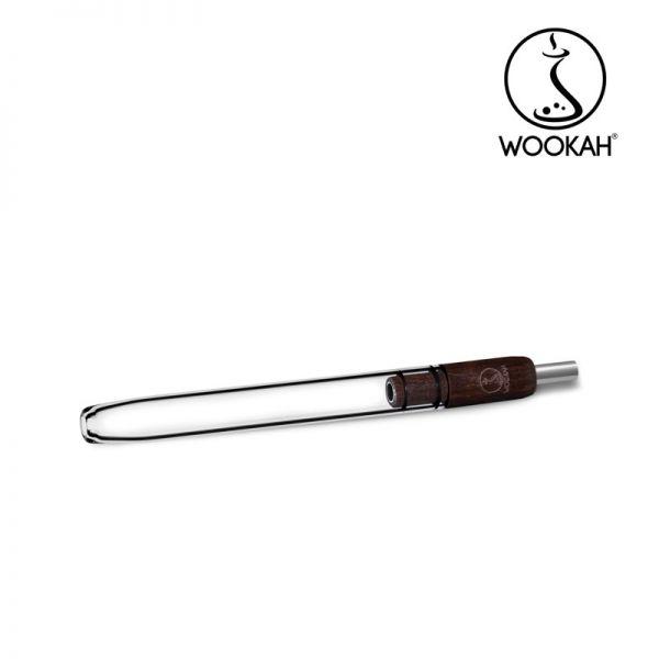 Wookah Glasmundstück Aus Holz Clear Wenge