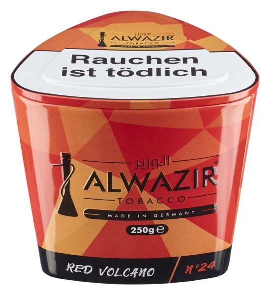 "Al Wazir Tobacco ""No 24 Red Volcano"" 250g"