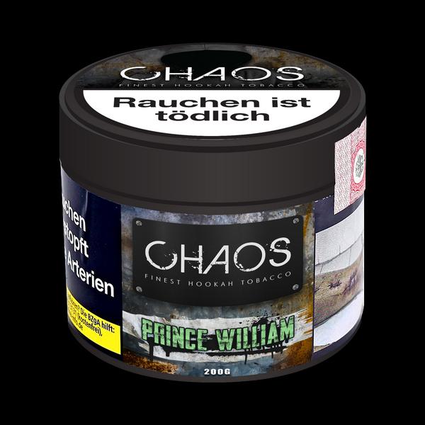 Chaos Tobacco 200g - Prince William