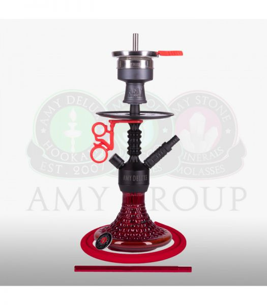 Amy Antique Berry Mini 072.03   Red
