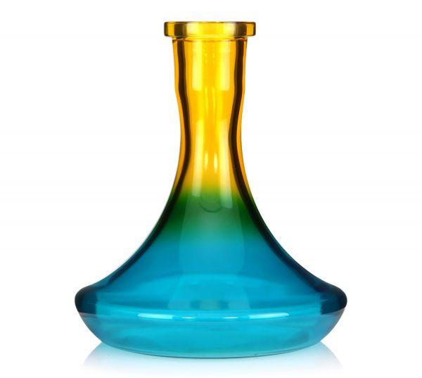 HW Steck-Bowl Blue-Yellow