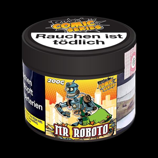 Chaos Tobacco 200g - Mr Roboto