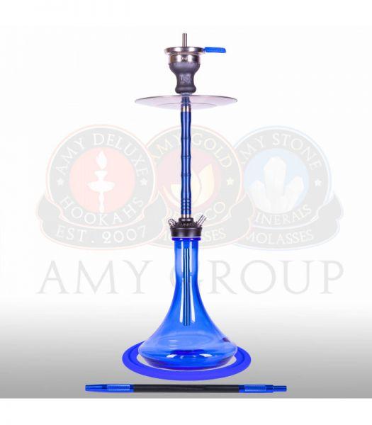 Amy Deluxe UNIO 006.01 Matt Blau - Blau