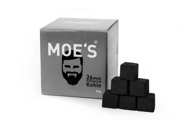 Moe's Premium Kohle 26mm