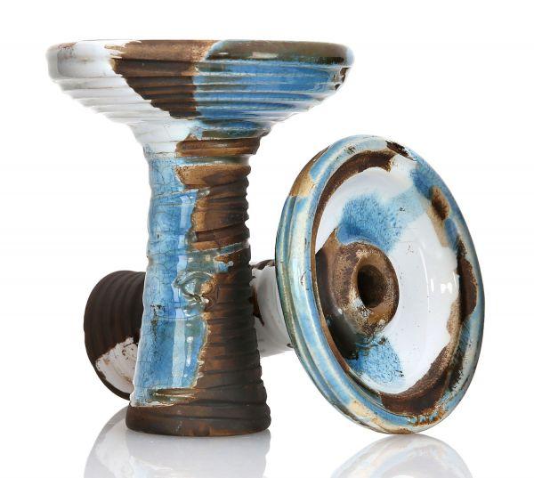 Vintage Ufo Shisha Phunnel Blue