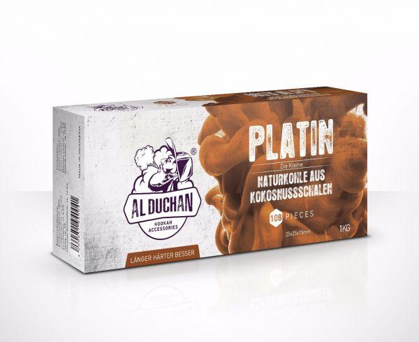 Al Duchan® PLATIN 25x25x15mm 1KG
