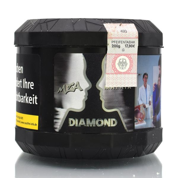 "MZA by Mazaya Tabak ""Diamond"" 200g"