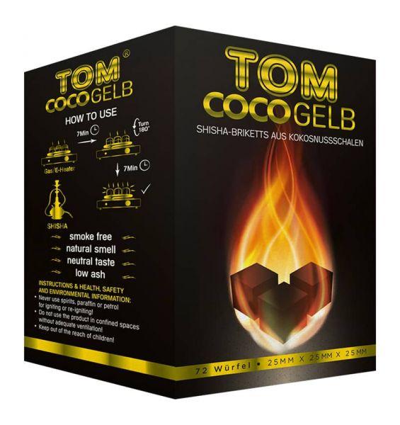 TOM COCO Gelb 1 kg