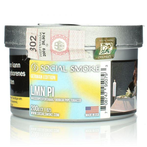 Social Smoke Tobacco 200 g - LMN PI