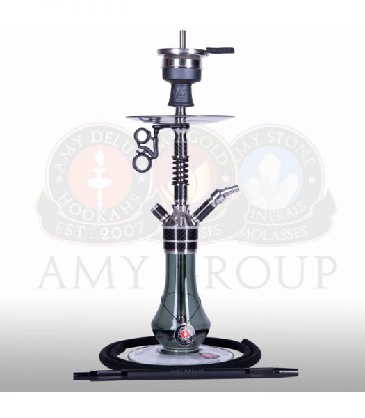Amy Deluxe Carbonica Gear SS24.02 - BK