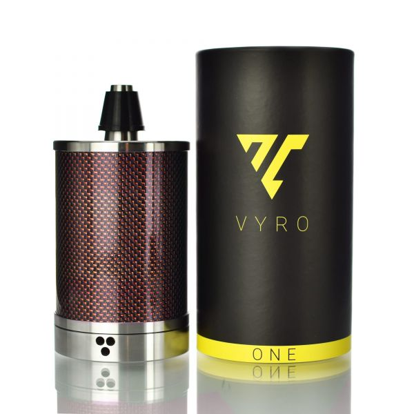VYRO - One Carbon Red