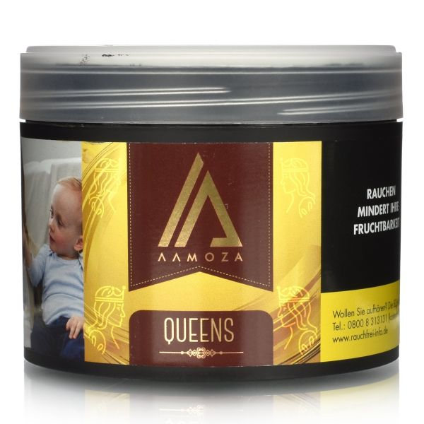 Aamoza Tobacco 200g - QUEENS