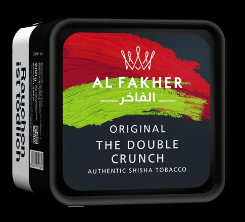 Al Fakher Tabak 1 kg - Double Crunch