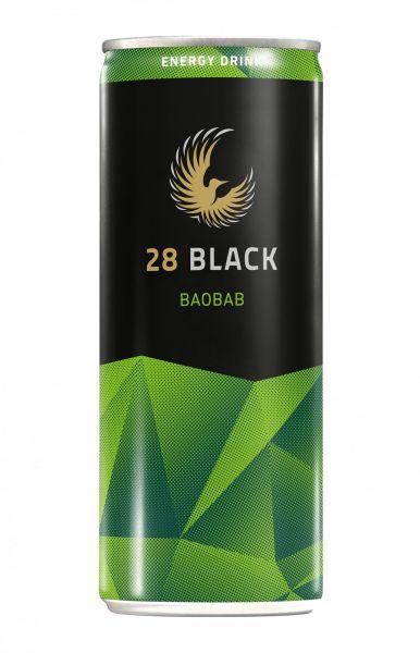 28 Black Baobab