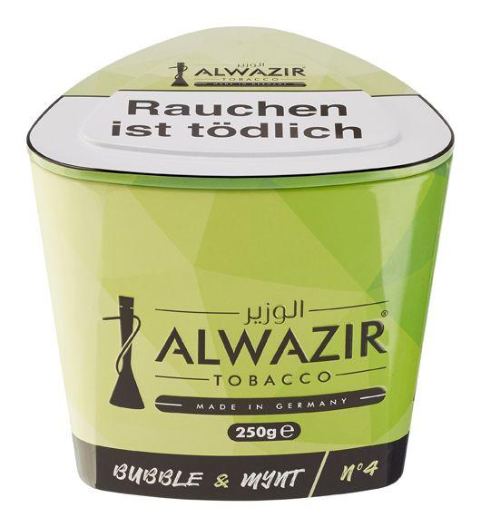 "Al Wazir Tobacco ""No 4 Bubble & Mynt"" 250g"