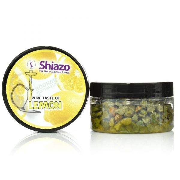 Shiazo Dampfsteine 100g Lemon