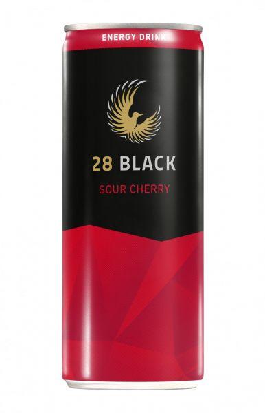 28 Black Sour Cherry