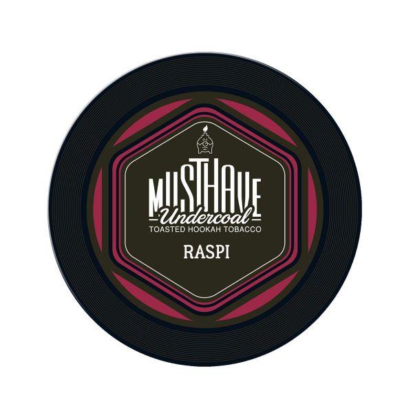 Musthave Tobacco 200g - Raspi