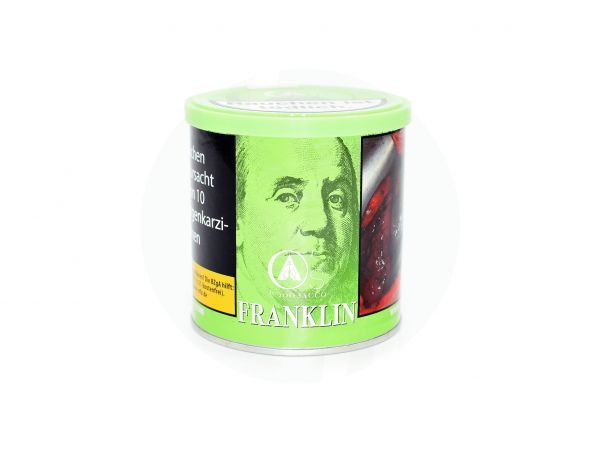 O's Tobacco Green 200g | Franklin