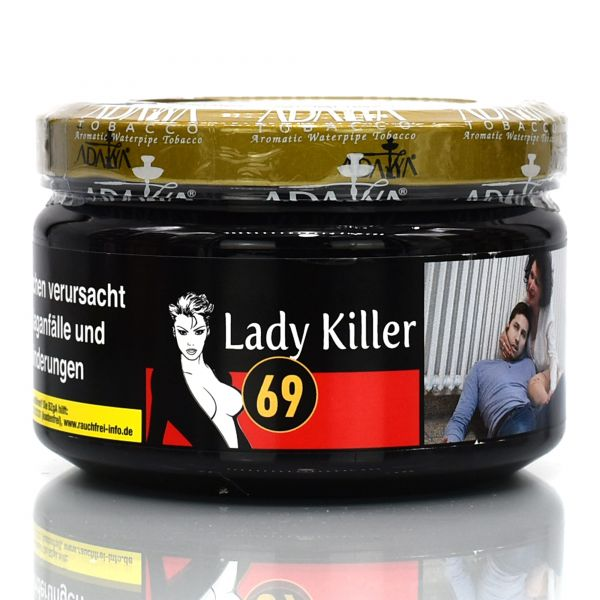 Adayla Tobacco 200g - Lady Killer #69