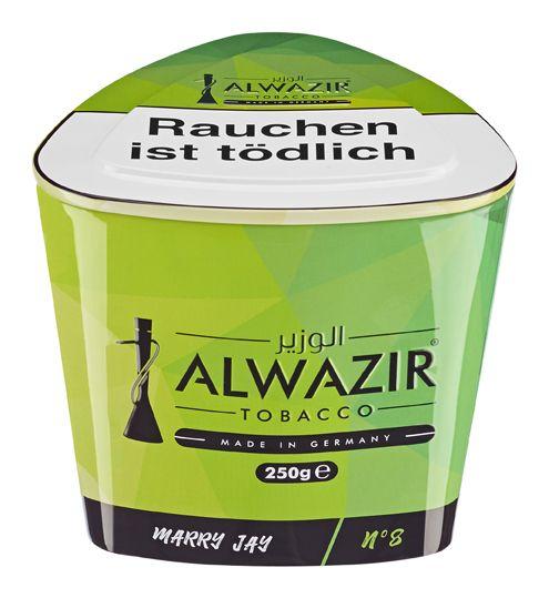 "Al Wazir Tobacco ""No 8 Marry Jay"" 250g"