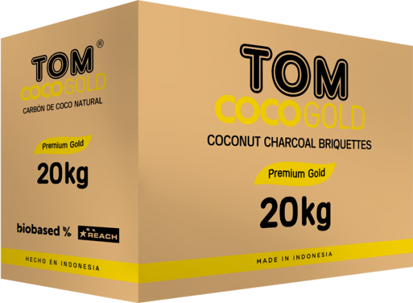 Tom Coco Gold 20 KG